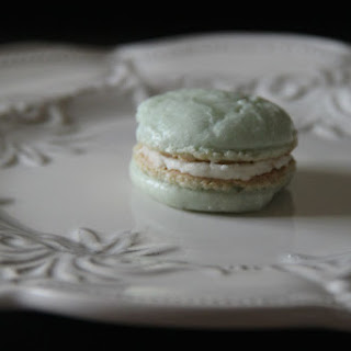 Macarons with Salted Buttercream Filling  Recipe
