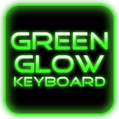 Green Glow Keyboard Skin