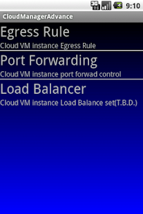 CloudManagerAdvance- screenshot thumbnail