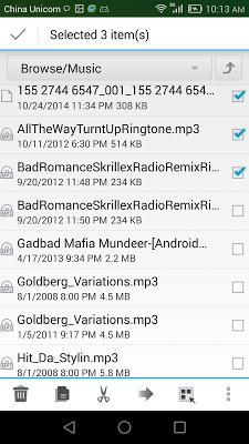 File Manage - screenshot