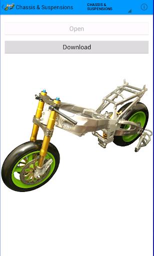 Motorcycle Vocabulary