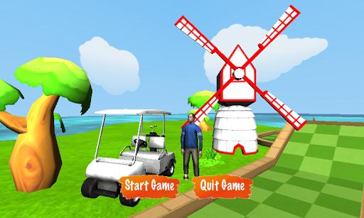 3D迷你高尔夫大挑战