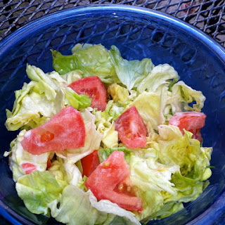 Lettuce Tomato Salad Recipes.
