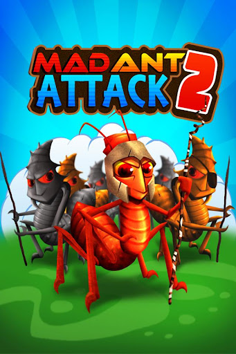 Mad Ant Attack 2
