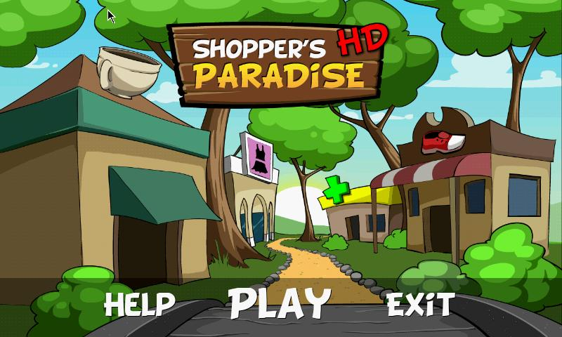 Shopper's Paradise HD- screenshot