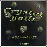 Crystal GO Launcher EX theme 1.0.3