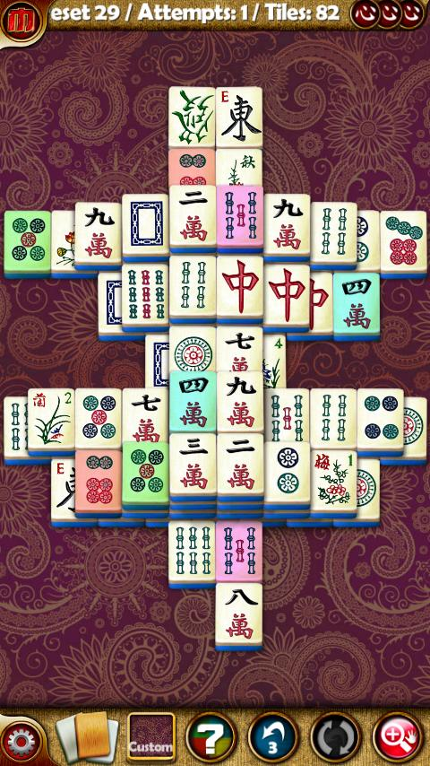 Random Mahjong Pro- screenshot