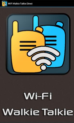 WiFi Walkie Talkie Direct