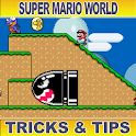 Super Mario World Tricks logo