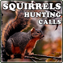 Squirrels Hunting Calls icon