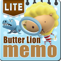 Butter Lion Memo LITE icon