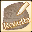 Rosetta Notepad logo