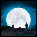 Blaue Nacht logo