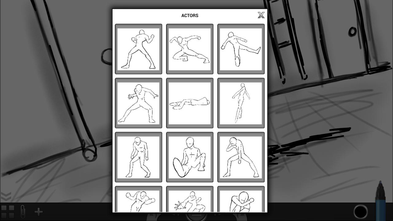 Storyboard Studio - screenshot