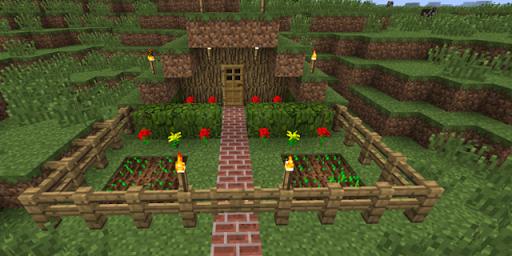 House Ideas Minecraft PE