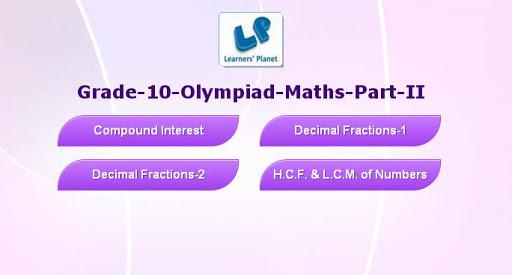 Grade-10-Olympiad-Maths-Part-2