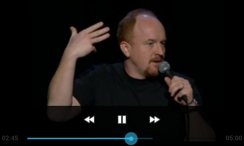 Stand Up Comedy- screenshot