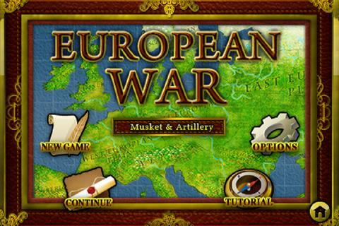 European War - screenshot