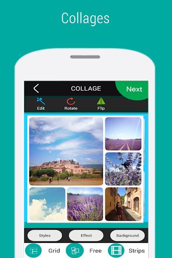 無料摄影Appのフォトエディタコラージュ&フレーム|記事Game