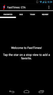 FastTimes: Chicago CTA - screenshot thumbnail