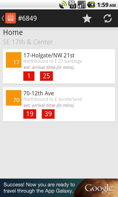 bus@portland- screenshot