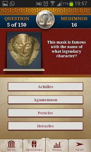 Genius Quiz History of Greece