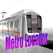 Delhi NCR-Metro Locator