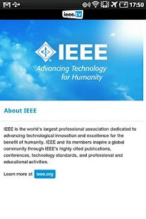 IEEE.tv - screenshot thumbnail