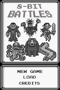 8-bit Battles