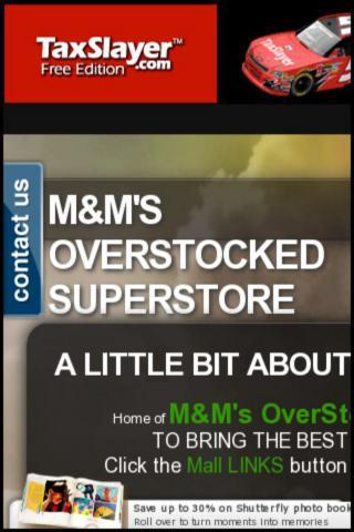 MMs OverstockedSuperStore - screenshot