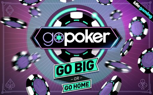 Go Poker - Live Texas Holdem