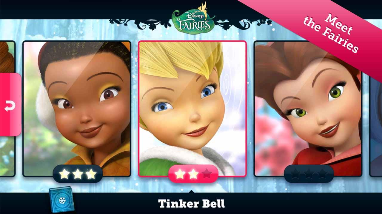 Disney Fairies: Lost & Found screenshot #2