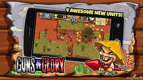 Guns'n'Glory Screenshot 3