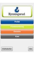 Screenshot of Kynningsrud
