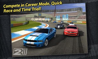 Screenshot of ZZ DNP Real Racing 2