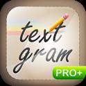 Textgram Pro icon