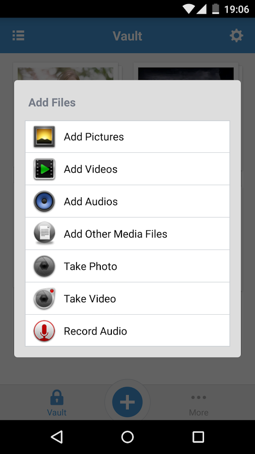 GalleryVault Pro Key - screenshot