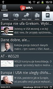 Gielda WP.PL - screenshot thumbnail