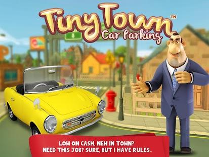 TinyTown™3D停車場2014年