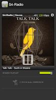 Screenshot of S4-Radio