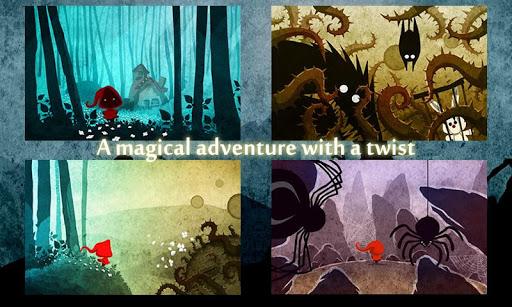 Игра TA: Little Red Riding Hood для планшетов на Android