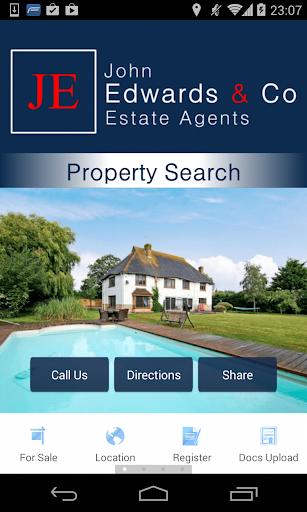 John Edwards Co Estate Agent