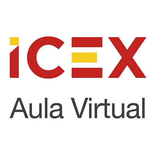 ICEX Aula Virtual 商業 App LOGO-APP試玩