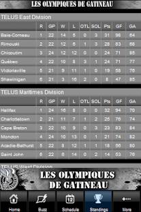 Gatineau Olympiques - screenshot thumbnail