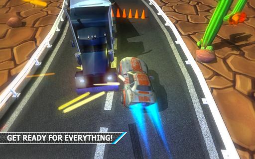Thunder Speed Racing