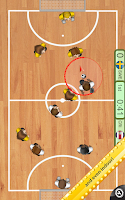 Screenshot of Fun Football Tournament soccer
