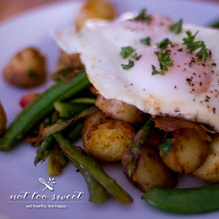 Potato and Egg Skillet.