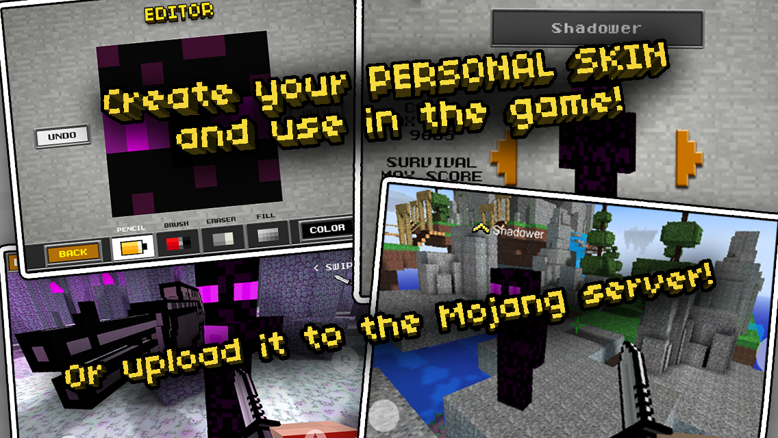 Pixel Gun 3D PRO Minecraft Ed. v4.6.3 [Apk+Datos] [Android] [Zippyshare] F6Yt8bwXhQBf8cBLyKeNBqhvlFEbhT0x_ltH9BWtFYSpfUBKm2gi1uNioePk4zTSUA=h900