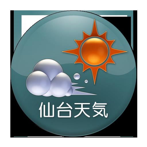 仙台天気 LOGO-APP點子