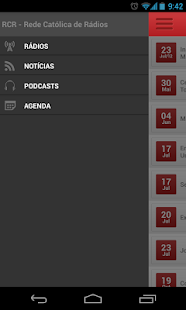 Rede Católica de Rádio- screenshot thumbnail